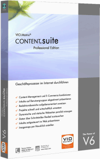 VIO.Matrix Content Suite Professional